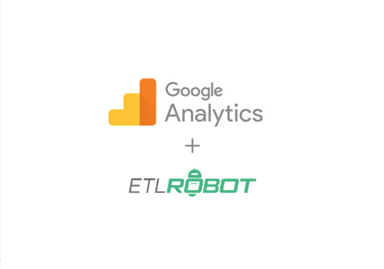 google analytics etl